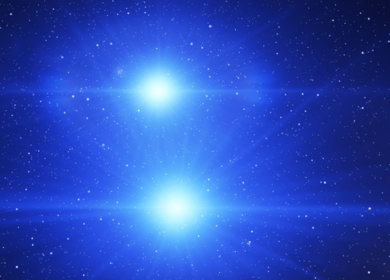 A Binary Star picture