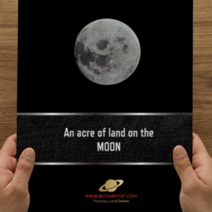 own an acre of land on the moon