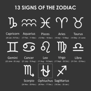 13th Star Sign